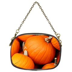 Pumpkins 1 Chain Purses (two Sides)  by trendistuff