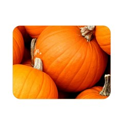 Pumpkins 1 Double Sided Flano Blanket (mini)  by trendistuff