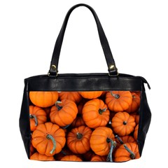 Pumpkins 2 Office Handbags (2 Sides)  by trendistuff