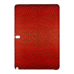 Strawberries 2 Samsung Galaxy Tab Pro 10 1 Hardshell Case by trendistuff