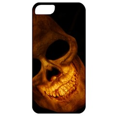 Skull Apple Iphone 5 Classic Hardshell Case by StarvinArtisan