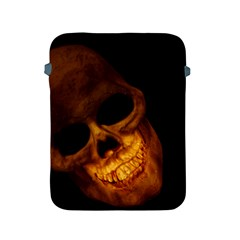 Skull Apple Ipad 2/3/4 Protective Soft Cases by StarvinArtisan
