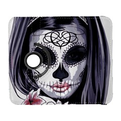 Day Of The Dead Samsung Galaxy S  Iii Flip 360 Case by StarvingArtisan