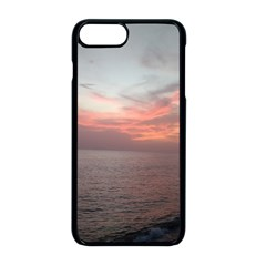 Red Sunset Rincon Puerto Rico Apple Iphone 8 Plus Seamless Case (black) by StarvingArtisan