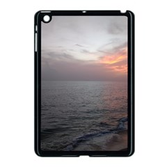Sunset Apple Ipad Mini Case (black)