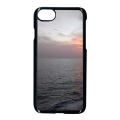 Sunset Apple Iphone 8 Seamless Case (black) by StarvingArtisan