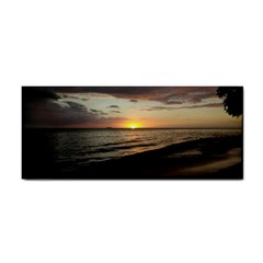 Sunset On Rincon Puerto Rico Cosmetic Storage Cases by StarvingArtisan