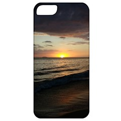 Sunset On Rincon Puerto Rico Apple Iphone 5 Classic Hardshell Case by StarvingArtisan