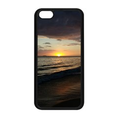 Sunset On Rincon Puerto Rico Apple Iphone 5c Seamless Case (black) by StarvingArtisan