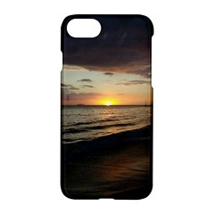 Sunset On Rincon Puerto Rico Apple Iphone 8 Hardshell Case by StarvingArtisan