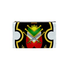 Shield Of The Imperial Iranian Ground Force Cosmetic Bag (small)  by abbeyz71