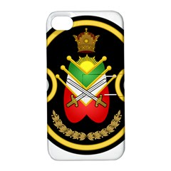 Shield Of The Imperial Iranian Ground Force Apple Iphone 4/4s Hardshell Case With Stand by abbeyz71