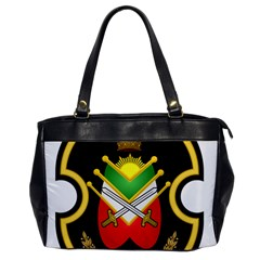 Shield Of The Imperial Iranian Ground Force Office Handbags by abbeyz71