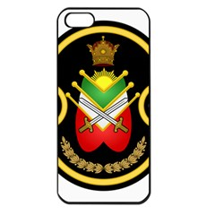Shield Of The Imperial Iranian Ground Force Apple Iphone 5 Seamless Case (black) by abbeyz71