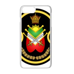 Shield Of The Imperial Iranian Ground Force Apple Iphone 7 Plus Seamless Case (white) by abbeyz71