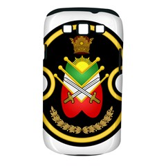 Shield Of The Imperial Iranian Ground Force Samsung Galaxy S Iii Classic Hardshell Case (pc+silicone) by abbeyz71