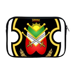 Shield Of The Imperial Iranian Ground Force Apple Macbook Pro 17  Zipper Case by abbeyz71