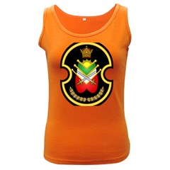 Shield Of The Imperial Iranian Ground Force Women s Dark Tank Top by abbeyz71