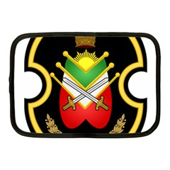 Shield Of The Imperial Iranian Ground Force Netbook Case (medium)