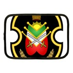 Shield of the Imperial Iranian Ground Force Netbook Case (Medium)  Front