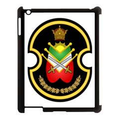 Shield Of The Imperial Iranian Ground Force Apple Ipad 3/4 Case (black) by abbeyz71