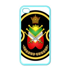 Shield Of The Imperial Iranian Ground Force Apple Iphone 4 Case (color)