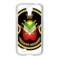 Shield Of The Imperial Iranian Ground Force Samsung Galaxy S4 I9500/ I9505 Case (white) by abbeyz71