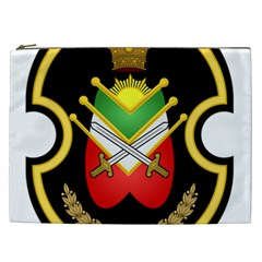 Shield Of The Imperial Iranian Ground Force Cosmetic Bag (xxl)  by abbeyz71