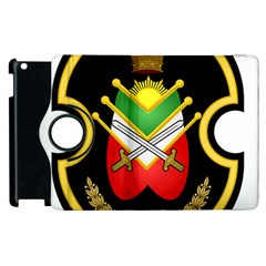 Shield Of The Imperial Iranian Ground Force Apple Ipad 2 Flip 360 Case by abbeyz71