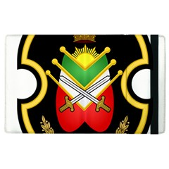Shield Of The Imperial Iranian Ground Force Apple Ipad 2 Flip Case by abbeyz71