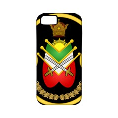 Shield Of The Imperial Iranian Ground Force Apple Iphone 5 Classic Hardshell Case (pc+silicone) by abbeyz71