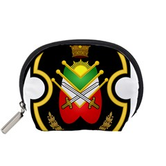 Shield Of The Imperial Iranian Ground Force Accessory Pouches (small)  by abbeyz71