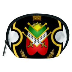 Shield Of The Imperial Iranian Ground Force Accessory Pouches (medium)  by abbeyz71