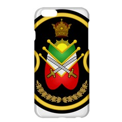 Shield Of The Imperial Iranian Ground Force Apple Iphone 6 Plus/6s Plus Hardshell Case by abbeyz71