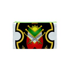 Shield Of The Imperial Iranian Ground Force Cosmetic Bag (xs) by abbeyz71