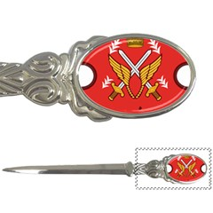 Seal Of The Imperial Iranian Army Aviation  Letter Openers by abbeyz71