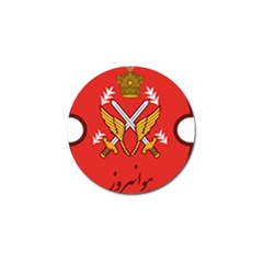 Seal Of The Imperial Iranian Army Aviation  Golf Ball Marker (10 Pack) by abbeyz71