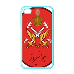 Seal Of The Imperial Iranian Army Aviation  Apple Iphone 4 Case (color) by abbeyz71