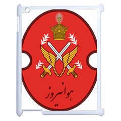 Seal Of The Imperial Iranian Army Aviation  Apple Ipad 2 Case (white) by abbeyz71
