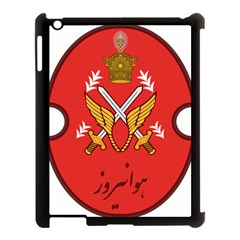 Seal Of The Imperial Iranian Army Aviation  Apple Ipad 3/4 Case (black) by abbeyz71