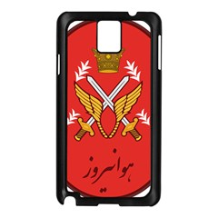 Seal Of The Imperial Iranian Army Aviation  Samsung Galaxy Note 3 N9005 Case (black) by abbeyz71
