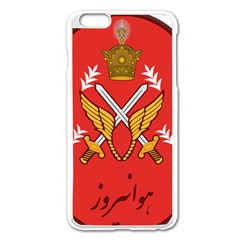 Seal Of The Imperial Iranian Army Aviation  Apple Iphone 6 Plus/6s Plus Enamel White Case by abbeyz71