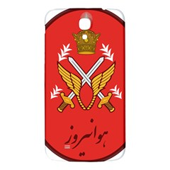 Seal Of The Imperial Iranian Army Aviation  Samsung Galaxy Mega I9200 Hardshell Back Case by abbeyz71