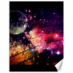 Letter From Outer Space Canvas 12  X 16   by augustinet