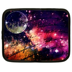 Letter From Outer Space Netbook Case (xxl)  by augustinet