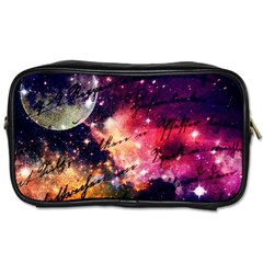 Letter From Outer Space Toiletries Bags 2 Side by augustinet