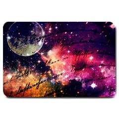 Letter From Outer Space Large Doormat  by augustinet