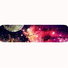 Letter From Outer Space Large Bar Mats by augustinet