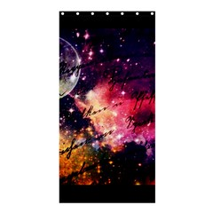 Letter From Outer Space Shower Curtain 36  X 72  (stall)  by augustinet