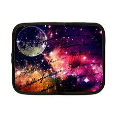 Letter From Outer Space Netbook Case (small)  by augustinet